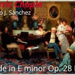 domingo-j-sanchez-frederic-chopin-prelude-in-e-minor-Op-28-no-4