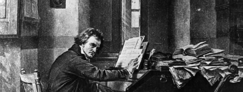 Ludwig van Beethoven: pasión germánica al piano