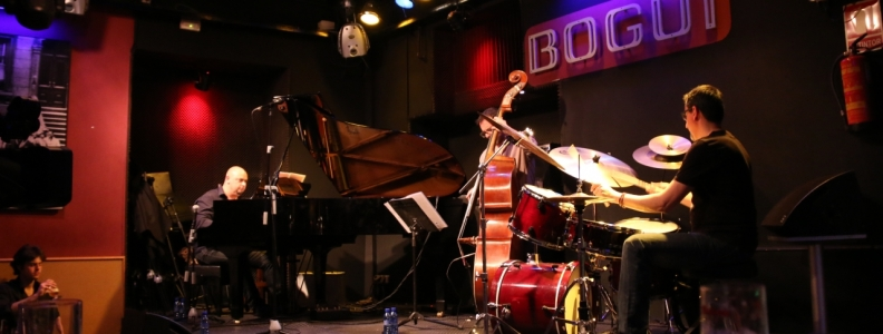 Arlequin Jazz Project en sala Bogui Jazz de Madrid