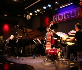 Arlequin Jazz Project en sala Bogui Jazz de Madrid