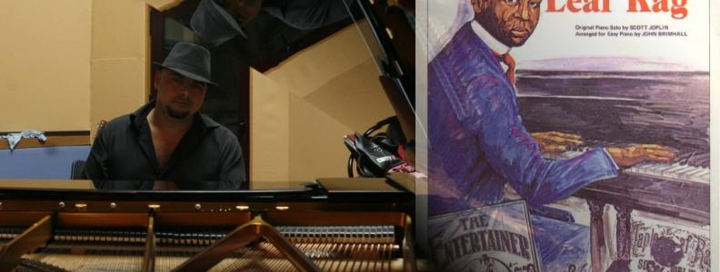 Ragtime : los antecedentes del piano jazz